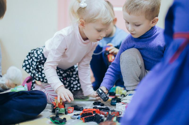 Модульный детский сад